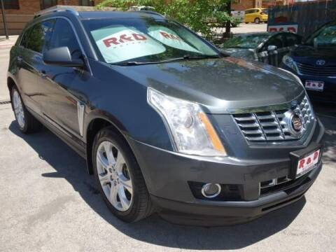2013 Cadillac SRX for sale at R & D Motors in Austin TX