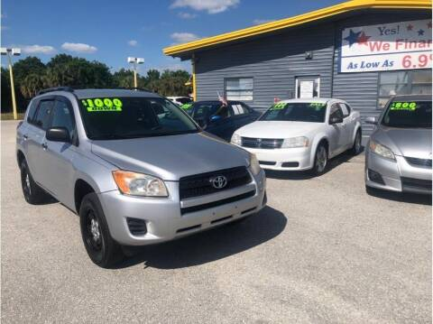 2011 Toyota RAV4 for sale at My Value Car Sales in Venice FL