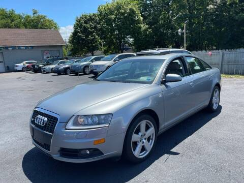 2008 Audi A6 for sale at Right Choice Automotive in Rochester NY