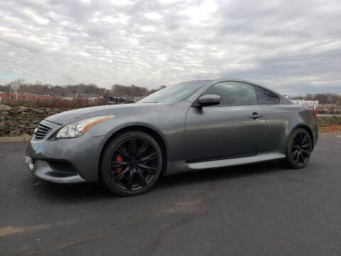 2010 Infiniti G37 Coupe for sale at Innovative Auto Group in Little Ferry NJ