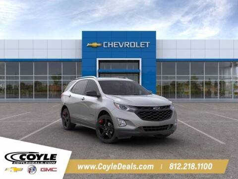 2020 Chevrolet Equinox for sale at COYLE GM - COYLE NISSAN - New Inventory in Clarksville IN