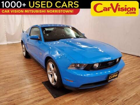 2012 Ford Mustang for sale at Car Vision Buying Center in Norristown PA