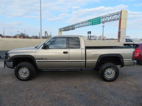2002 Dodge Ram Pickup 2500 for sale at The Car Shack in Corpus Christi TX