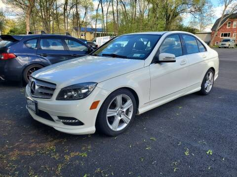 2011 Mercedes-Benz C-Class for sale at AFFORDABLE IMPORTS in New Hampton NY