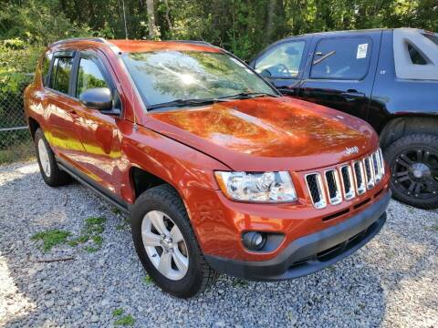 2012 Jeep Compass for sale at KRIS RADIO QUALITY KARS INC in Mansfield OH