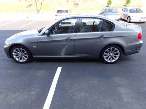 2011 BMW 3 Series for sale at West End Auto Sales LLC in Richmond VA