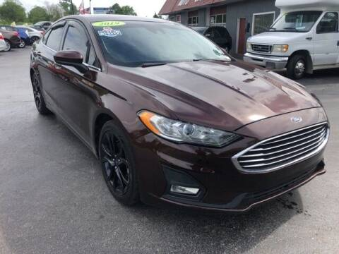 2019 Ford Fusion for sale at Newcombs Auto Sales in Auburn Hills MI