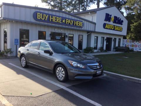 2012 Honda Accord for sale at Bi Rite Auto Sales in Seaford DE