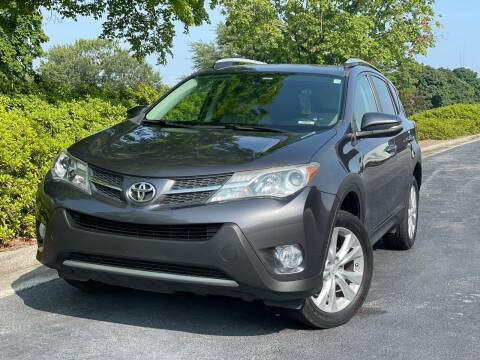2013 Toyota RAV4 for sale at William D Auto Sales in Norcross GA
