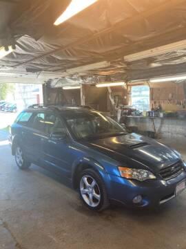 2006 Subaru Outback for sale at Lavictoire Auto Sales in West Rutland VT