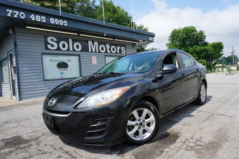 2010 Mazda MAZDA3 for sale in Mableton, GA