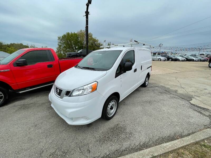 2020 Nissan NV200 for sale at Greg's Auto Sales in Poplar Bluff MO