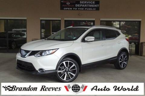 2018 Nissan Rogue Sport for sale at Brandon Reeves Auto World in Monroe NC