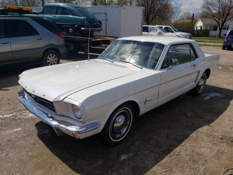 1965 Ford Mustang for sale at D & D All American Auto Sales in Mt Clemens MI