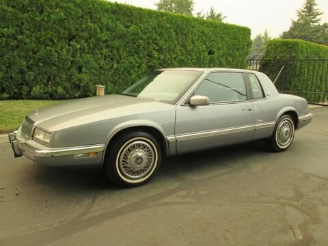 1990 Buick Riviera for sale at Top Notch Motors in Yakima WA