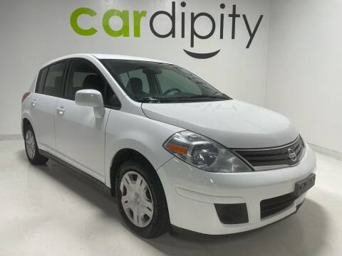 2011 Nissan Versa for sale at Cardipity in Dallas TX