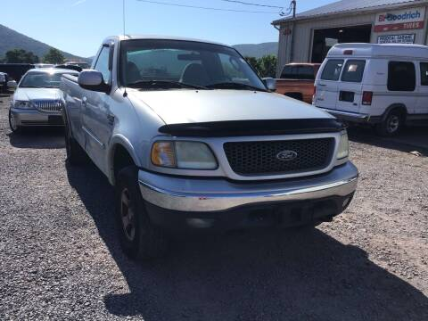 2002 Ford F-150 for sale at Troys Auto Sales in Dornsife PA