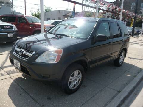 2003 Honda CR-V for sale at Car Center in Chicago IL