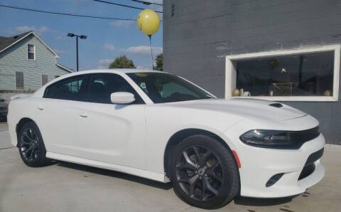 2019 Dodge Charger for sale at Julian Auto Sales, Inc. - Number 1 Car Company in Detroit MI