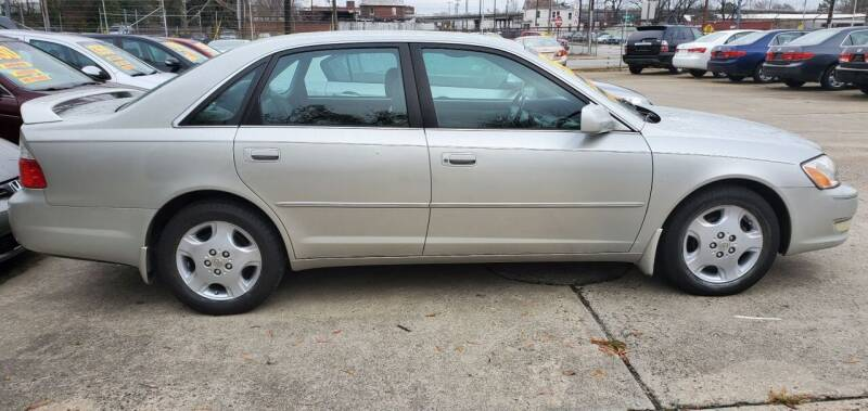 2003 Toyota Avalon for sale at Tims Auto Sales in Rocky Mount NC