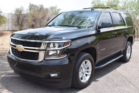 2019 Chevrolet Tahoe for sale at AMERICAN LEASING & SALES in Tempe AZ