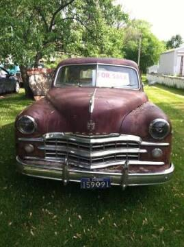 1949 Dodge Coronet for sale at Haggle Me Classics in Hobart IN