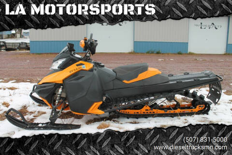 2013 Ski-Doo SUMMIT for sale at LA MOTORSPORTS in Windom MN