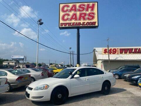 2008 Chevrolet Impala for sale at www.CashKarz.com in Dallas TX