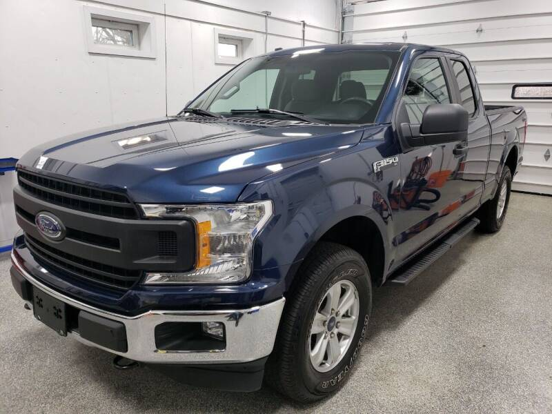 2018 Ford F-150 for sale at KLC AUTO SALES in Agawam MA