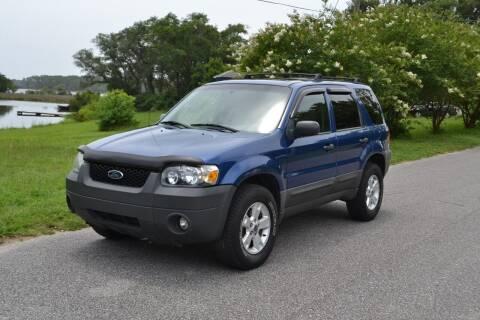 2007 Ford Escape for sale at Car Bazaar in Pensacola FL