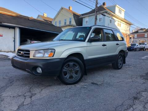 2005 Subaru Forester for sale at Keystone Auto Center LLC in Allentown PA