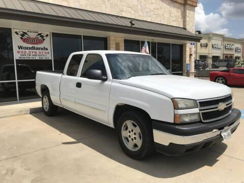 2007 Chevrolet Silverado 1500 Classic for sale at AUTO WOODLANDS in Magnolia TX