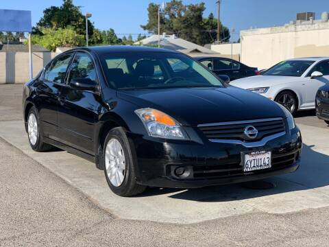 2009 Nissan Altima for sale at H & K Auto Sales & Leasing in San Jose CA