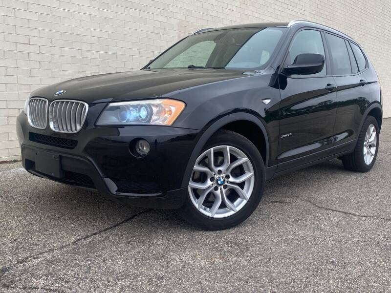 2011 BMW X3 for sale at Samuel's Auto Sales in Indianapolis IN