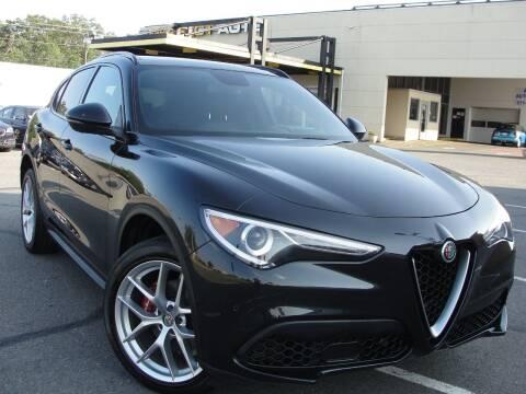 2019 Alfa Romeo Stelvio for sale at Perfect Auto in Manassas VA