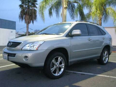 2007 Lexus RX 400h for sale at M&N Auto Service & Sales in El Cajon CA
