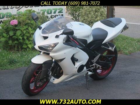 2006 Kawasaki Ninja Zx636r  for sale at Absolute Auto Solutions in Hamilton NJ