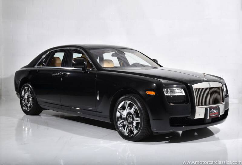 2011 Rolls-Royce Ghost for sale at Motorcar Classics in Farmingdale NY