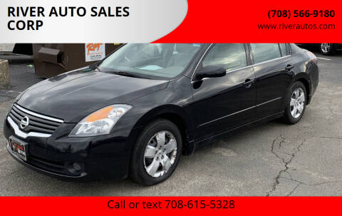 2008 Nissan Altima for sale at RIVER AUTO SALES CORP in Maywood IL