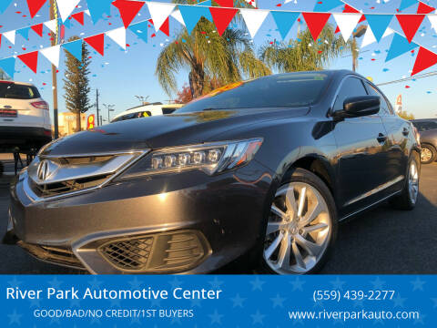 2016 Acura ILX for sale at River Park Automotive Center in Fresno CA
