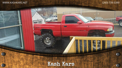 1996 Dodge Ram Pickup 1500 for sale at Kash Kars in Fort Wayne IN