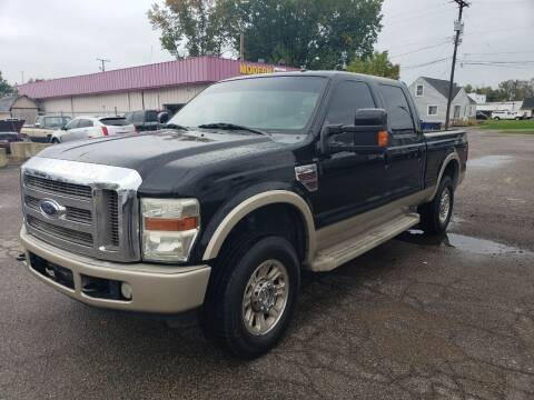2008 Ford F-250 Super Duty for sale at Modern Classics Car Lot in Westland MI