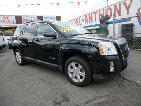 2015 GMC Terrain for sale at MICHAEL ANTHONY AUTO SALES in Plainfield NJ