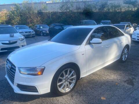 2015 Audi A4 for sale at Car Online in Roswell GA