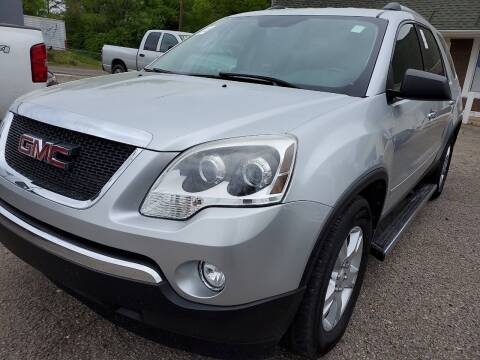 2012 GMC Acadia for sale at Shelton & Son Auto Sales L.L.C in Dover AR