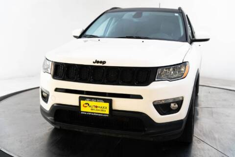 2019 Jeep Compass for sale at AUTOMAXX MAIN in Orem UT