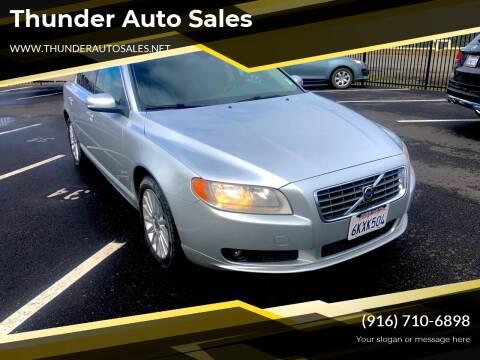 2008 Volvo S80 for sale at Thunder Auto Sales in Sacramento CA