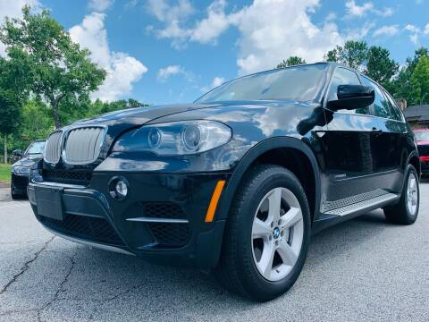 2011 BMW X5 for sale at Classic Luxury Motors in Buford GA