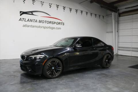 2018 BMW M2 for sale at Atlanta Motorsports in Roswell GA