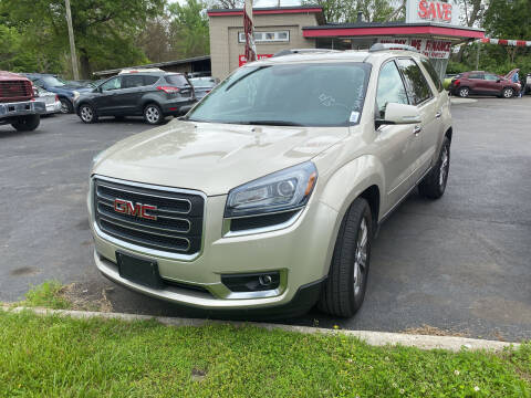 2015 GMC Acadia for sale at Right Place Auto Sales in Indianapolis IN